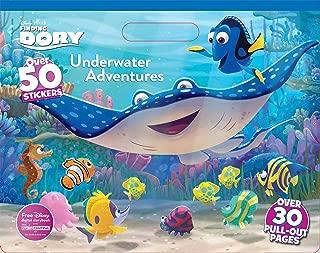 Disney Pixar Finding Dory Coloring Pad