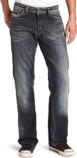Men's Viker Regular 0885K Slim Straight-Leg Jean