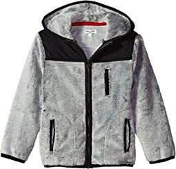 Splendid Littles Faux Fur Jacket (Little Kids/Big Kids)