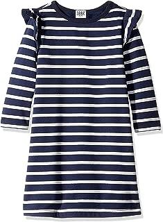 Amazon/ J. Crew Brand- LOOK by crewcuts Girls' Fleece Dress