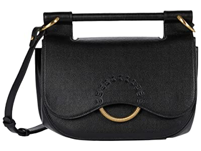 SANCIA Masae Satchel (Black) Handbags