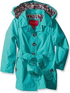 London Fog Girls Radiance Trench Coat
