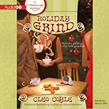 Holiday Grind: A Coffeehouse Mystery, Book 8