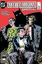 Secret Origins Special (1989) #1 (Secret Origins (1986-1990))