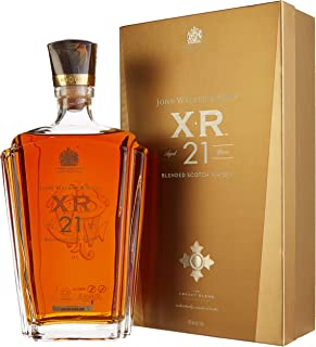 Johnnie Walker XR 21YO Blended Whisky 1 x 1 l