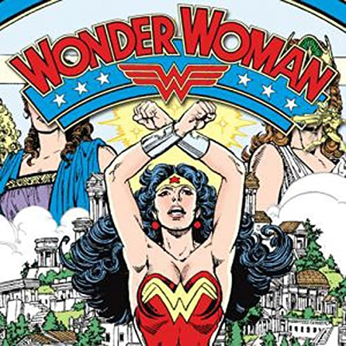 Wonder Woman (1987-2006) (Collections) (5 Book Series)