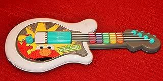 Playskool Sesame Street Let's Rock! Elmo Guitar by Sesame Street TOY