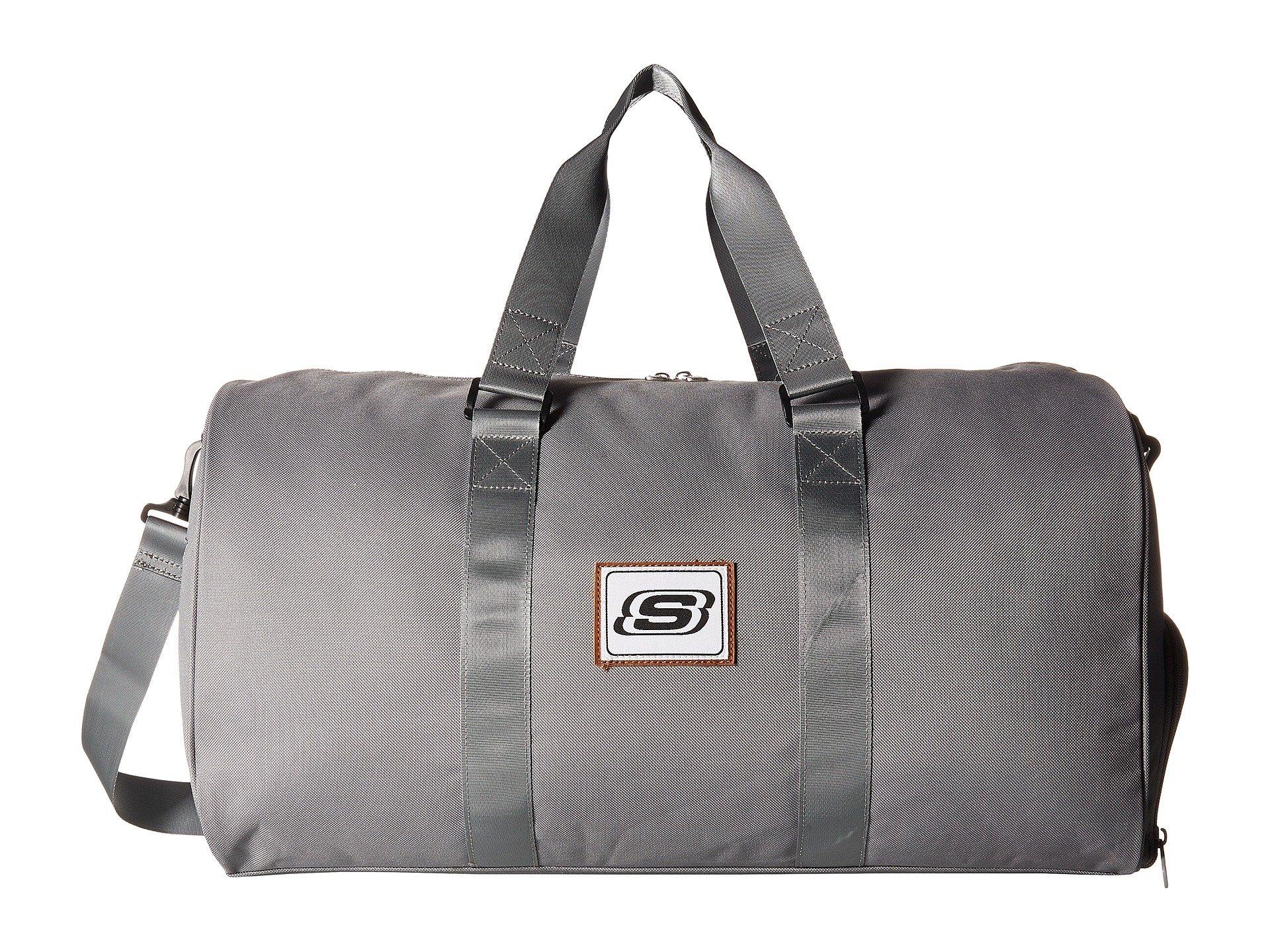 Bolso de Lona para Hombre SKECHERS Barrel Duffel Bag  + SKECHERS en VeoyCompro.net