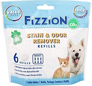Fizzion Pet Stain and Odor Eliminator