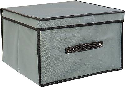 HOKIPO® Dust & Moisture Proof Foldable Closet Cloth Organizer Bag, 40 x 40 x 25 cm