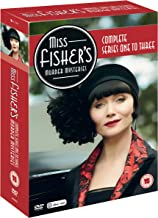 Miss Fisher's Murder Mysteries Complete Series 1-3  Miss Fisher's Murder Mysteries - Series One, Two & Three  NON-USA FORMAT, PAL, Reg.0 United Kingdom
