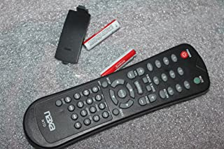 "naxa ntd 24"" LED TV and DVD/Media Player remote control Tested-With Batteries-Sold By Buyeverythingguy"