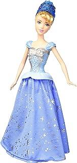 Disney Princesas Muñeca Cenicienta con Falda giratoria (Mattel CHG56)