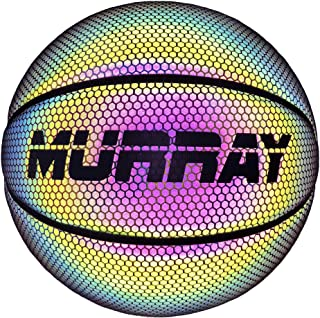 "Murray Sporting Goods Holographic Basketball - Official Regulation Size (29.5"") 