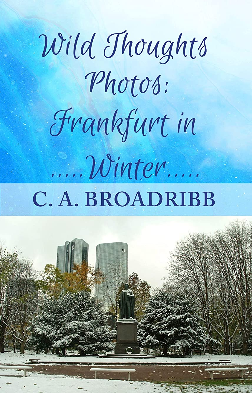 不運分離する追放するWild Thoughts Photos:  Frankfurt in Winter (English Edition)
