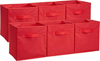 red cube boxes