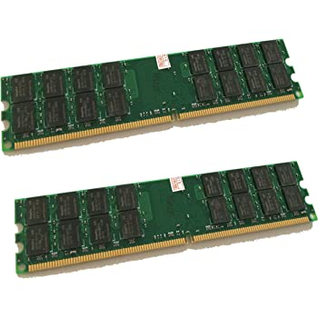 8gb Ddr2 800mhz 2x 4gb Kit Pc2 6400 Ram Speicher Pc Amazon De Computer Zubehor