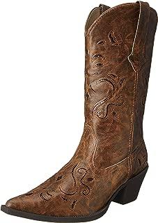 Women's Snippy Glitter Western Boot
