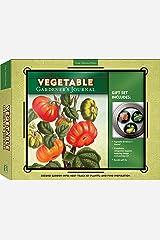 Vegetable Gardener's Journal & Magnet Gift Set: Record Garden Info, Keep Track of Plants, and Find Inspiration Spiral-bound