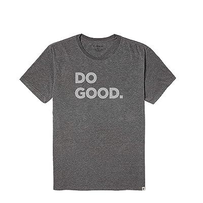 Cotopaxi Do Good T-Shirt (Heather Grey) Men