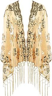 Best gold bridal cape Reviews