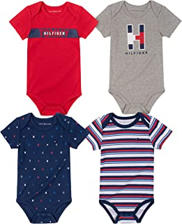 baby-boys 4 Pieces Pack Bodysuits