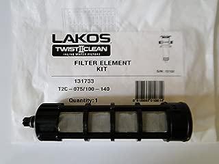 Lakos Filter Element Replacement Kit 3/4