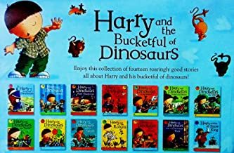 Harry and the Bucketful of Dinosaurs Stories Collection