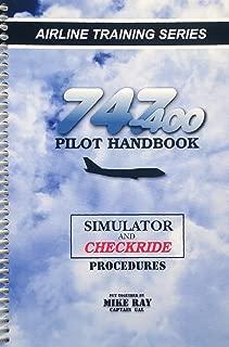 747 400 pilot