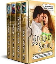 Regency Summer: A Regency Romance Summer Collection: 4 Delightful Regency Summer Stories (Regency Collections Book 18)
