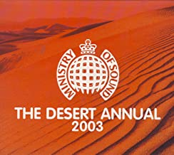 Ministry Of Sound: The Desert Annual 2003