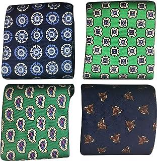 Polo Ralph Lauren Men's Tie Gift Set 4 Silk Ties with...