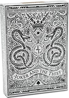 Joker and the Thief Playing Cards Street Edition