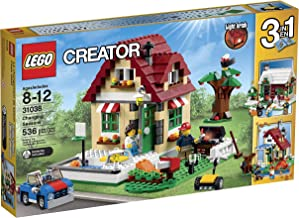 Best lego changing seasons house Reviews