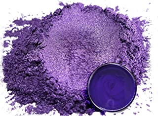 """Eye Candy Mica Powder Pigment """"Suiren Violet"""" (50g) Multipurpose DIY Arts and Crafts Additive 