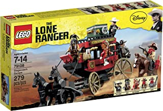 LEGO The Lone Ranger Stagecoach Escape (79108)