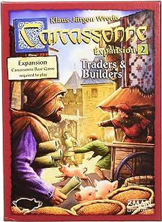 Fantasy Flight Games Carcassonne #2 Traders & Builders