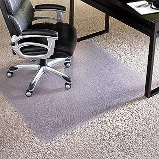 ES Robbins 124381 Chair Mat Extra-High Pile Carpet, 46