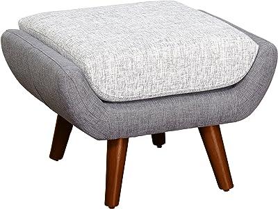 Phenomenal Amazon Com Coaster 551303 Co Ottoman Grey Kitchen Dining Bralicious Painted Fabric Chair Ideas Braliciousco