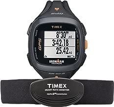Timex Unisex Ironman Run Trainer 2.0 GPS Digital HRM Watch & Flex Tech Chest Strap