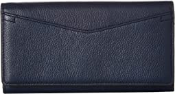 Caroline RFID Continental Flap Wallet