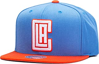 quality design 17dce 73465 Mitchell   Ness Current Throwback Los Angeles Clippers Snapback Gorra - one  size - azul