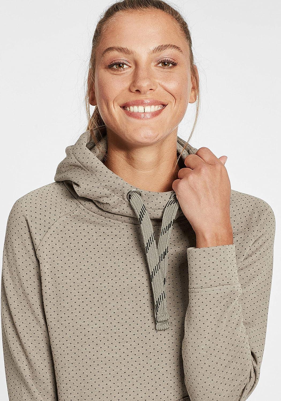 OXMO Amina Damen Kapuzenpullover Hoodie Pullover mit Kapuze