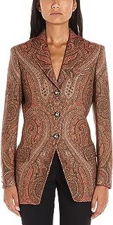ETRO Luxury Fashion Womens 176080631800 Multicolor Blazer | Fall Winter 19