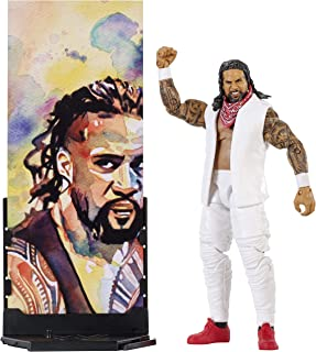 WWE Elite Collection Series # 54 Jey USO Action Figure