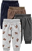 Simple Joys by Carter's Baby Boys' 4-Pack Fleece Pants