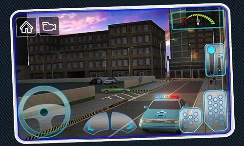 『Police Car Parking 3D』の4枚目の画像