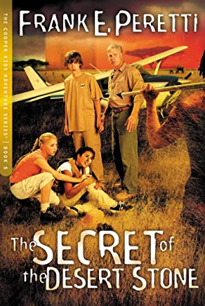 The Secret of The Desert Stone (The Cooper Kids Adventures series Book 5)