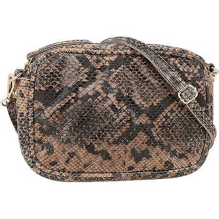 Gusti Umhängetasche Damen klein Leder - Skylar Ledertasche Handtasche Schultertasche Partytasche Abendtasche Crossbody