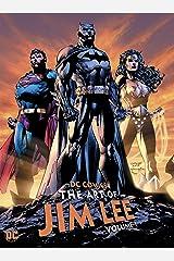 DC Comics: The Art of Jim Lee Vol. 1 Kindle Edition